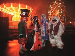 Halloween Horror Fest im Movie Park Germany