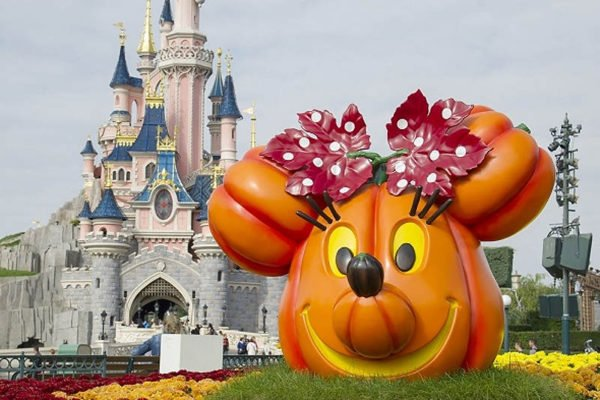 Halloween im Disneyland Paris