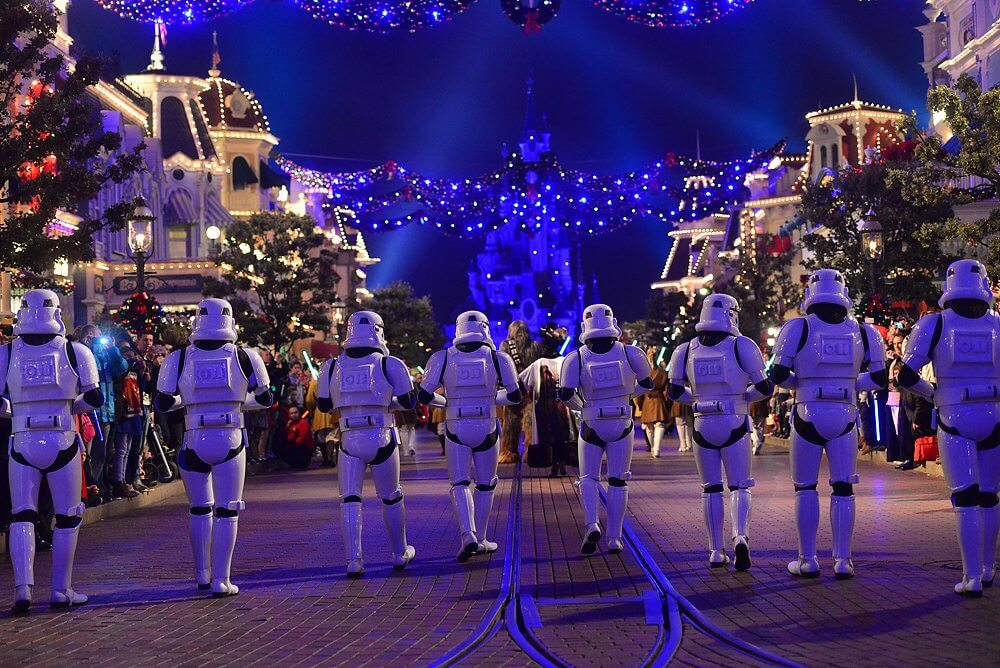 Star Wars Nacht 2015 im Disneyland Paris (Foto: Disneyland Paris)