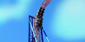 Achterbahn SkyWheel im Skyline Park