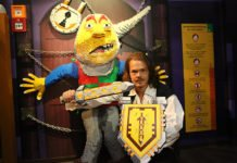 NEXO Knights Ritter im Legoland Discovery Centre Oberhausen