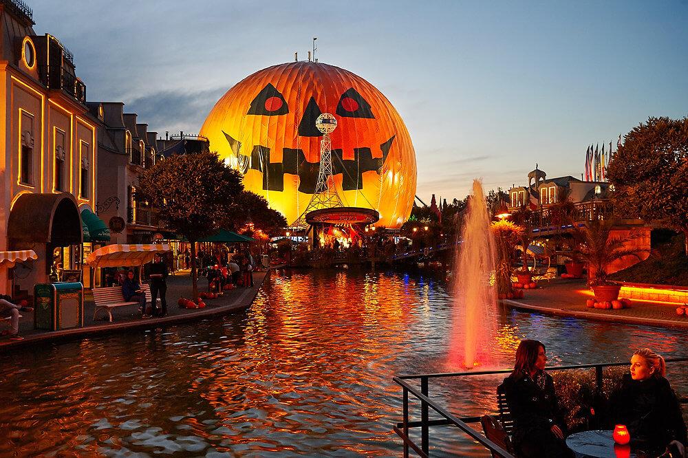 Halloween im Europa-Park