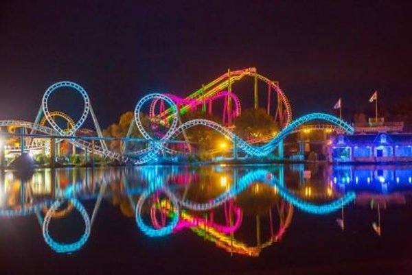 Halloween im Heide Park Resort