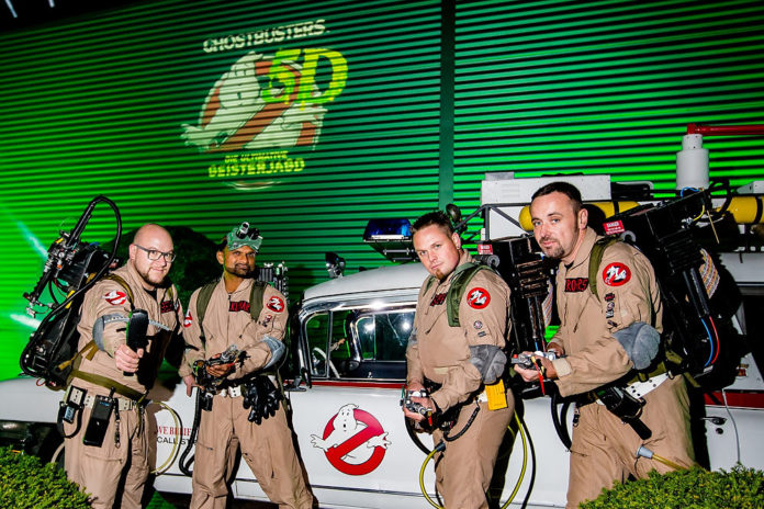 Ghostbusters 5D