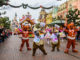 Disneyland Paris Christmas Parade 2016