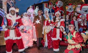 Traumhafte Weihnachtszeit im Europa-Park