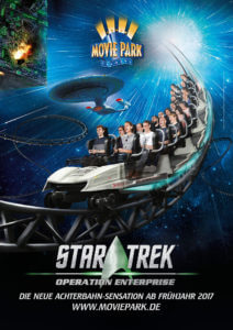 Movie Park Germany - Star Trek Operation Enterprise