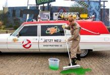 Heide Park Resort sucht Schleimkehrer für Neuheit Ghostbusters 5D