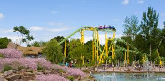 Das Magische Vallei im Freizeitpark Toverland (NL)