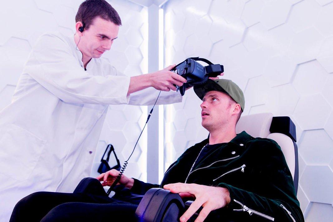 VR-Neuheit NeuroGen im Freizeitpark Walibi Holland