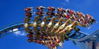 B&M Wing Coaster für das Toverland