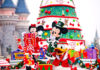 Christmas Season in Disneyland Paris