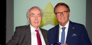 Dr.-Ing. h.c. Roland Mack erhält Lifetime Award 2017