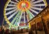 Riesenrad Bellevue zur Winter-Saison im Europa-Park