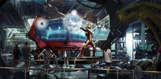 Marvel-basierende Attraktion im Disneyland Paris