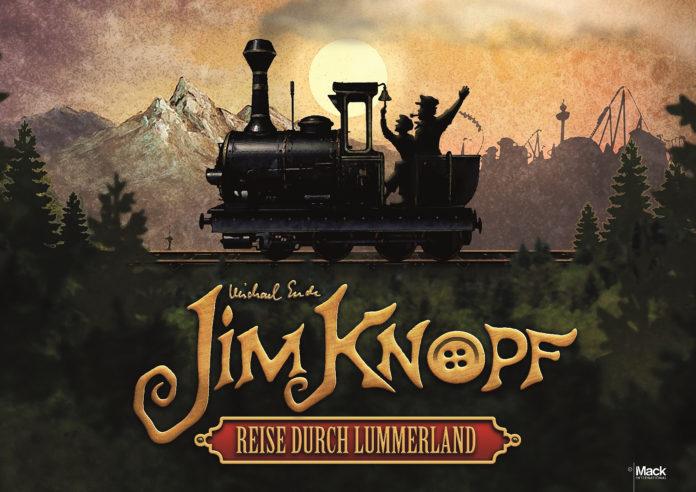 Jim Knopf Themenfahrt im Europa-Park