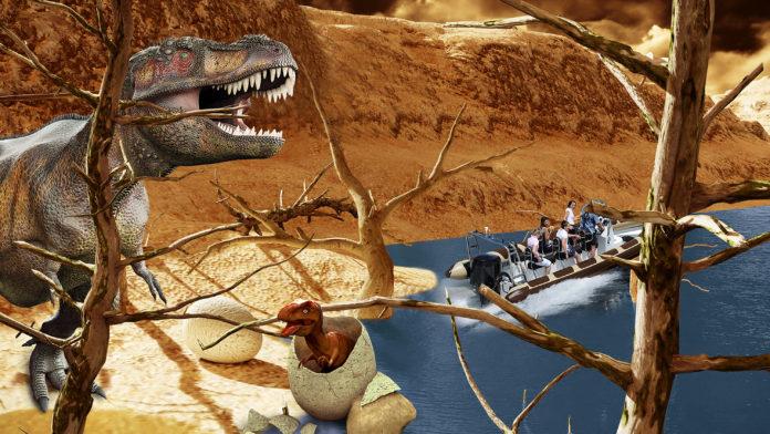 Jurassic- und Splash-Safari im Serengeti-Park Hodenhagen
