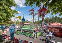 Zuckertütenfest im Freizeitpark Belantis