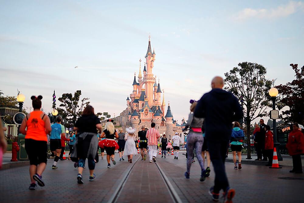 Magic Run Weekend im Disneyland Paris