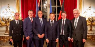 Schulterschluss für deutsch-französische Vision des Europa-Park