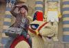 Entdeckerin Elena im Legoland Deutschland