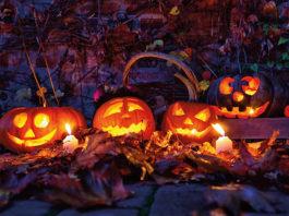 Halloween im Skyline Park