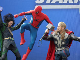 Marvel Saison der Superhelden in Disneyland Paris