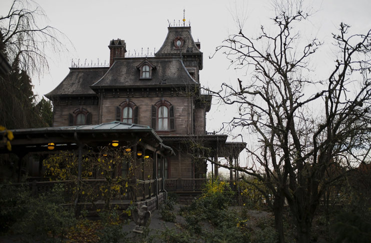 Phantom Manor im Disneyland Paris