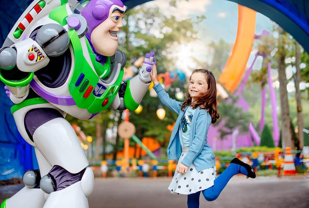 Toy Story Play Days im Disneyland Paris