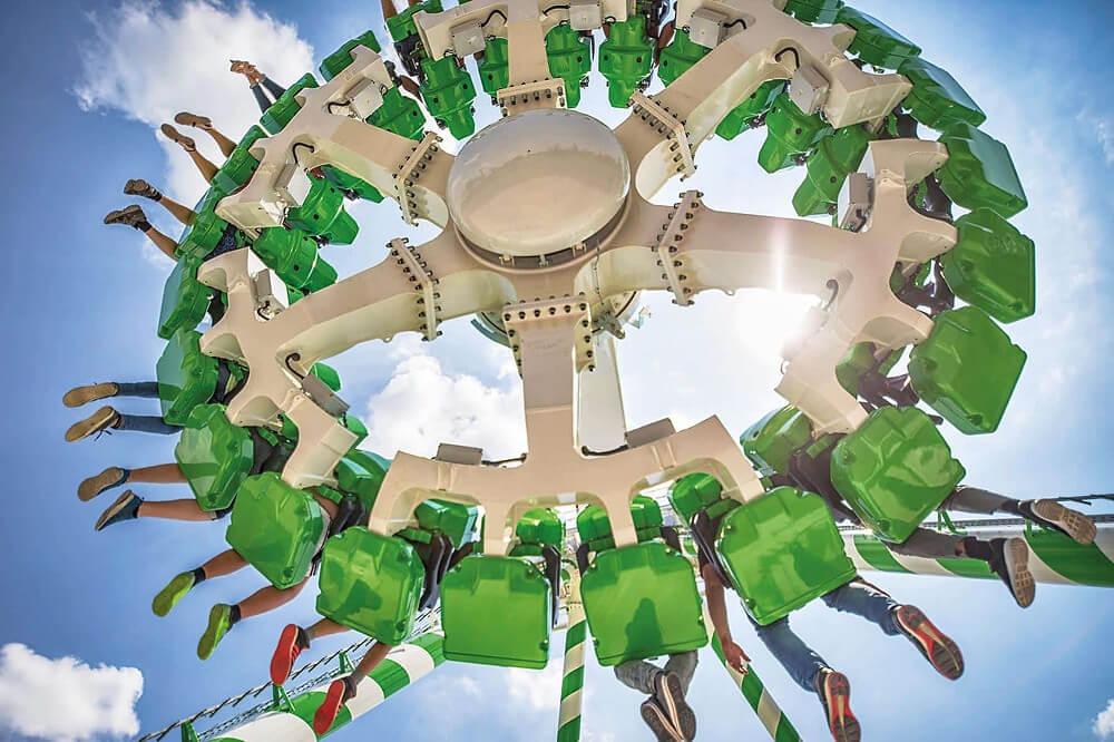 Skyline Park - Karussell