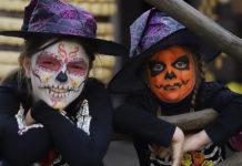 Halloween im Filmpark Babelsberg