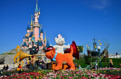 Disneyland® Paris: Swing into Spring mit Blumen & Musik [Sponsored Post]