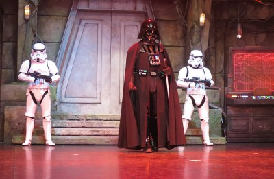 Star Wars Nacht in Disneyland Paris