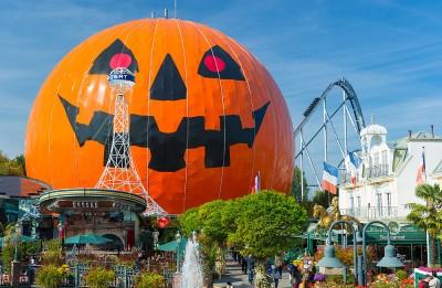 Schaurig-schönes Halloween im Europa-Park
