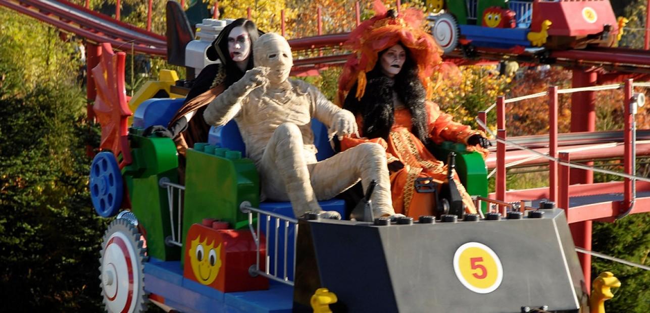 Schaurig-schöne Halloween-Wochen im LEGOLAND Deutschland Resort