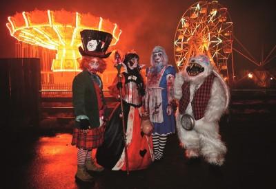 Vier Neuheiten zum Halloween Horror Fest im Movie Park Germany